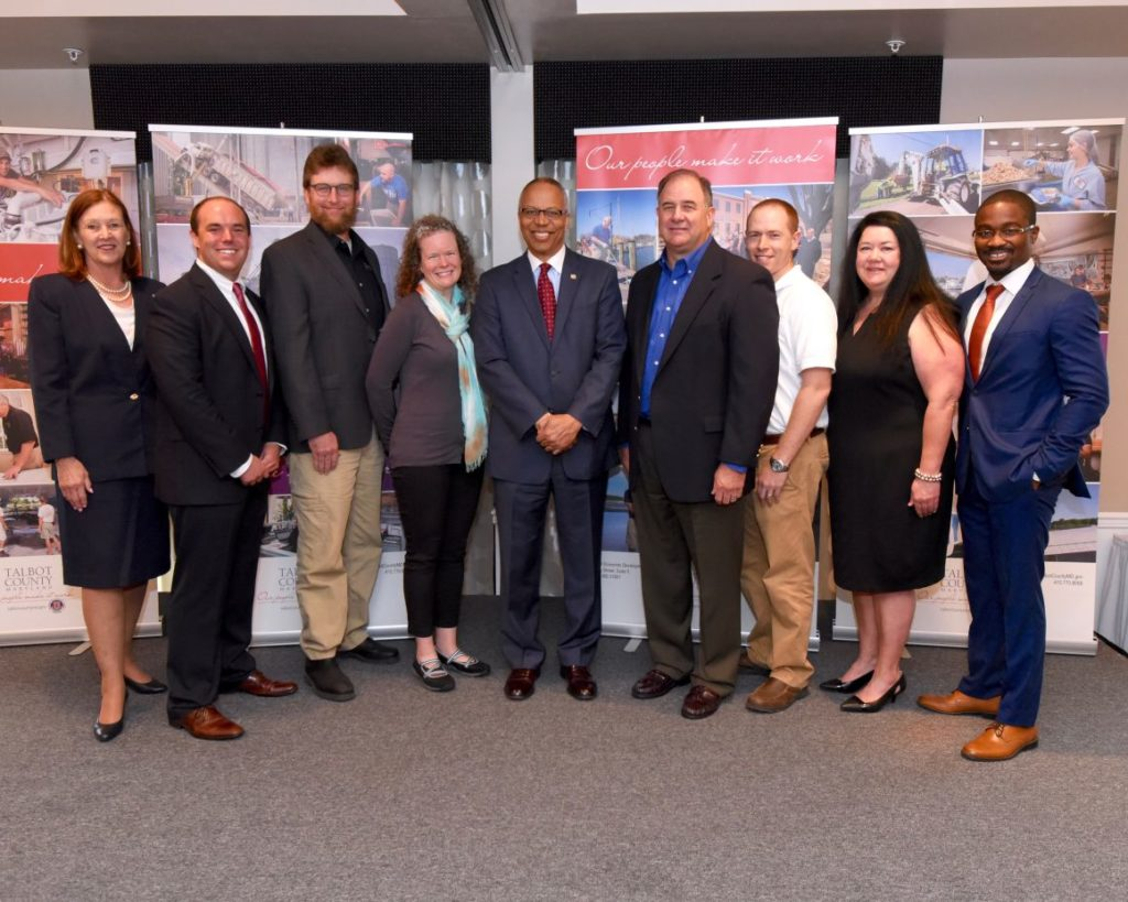 Maryland Lieutenant Governor, Caloris Engineering Staff, Talbot County Government Officials