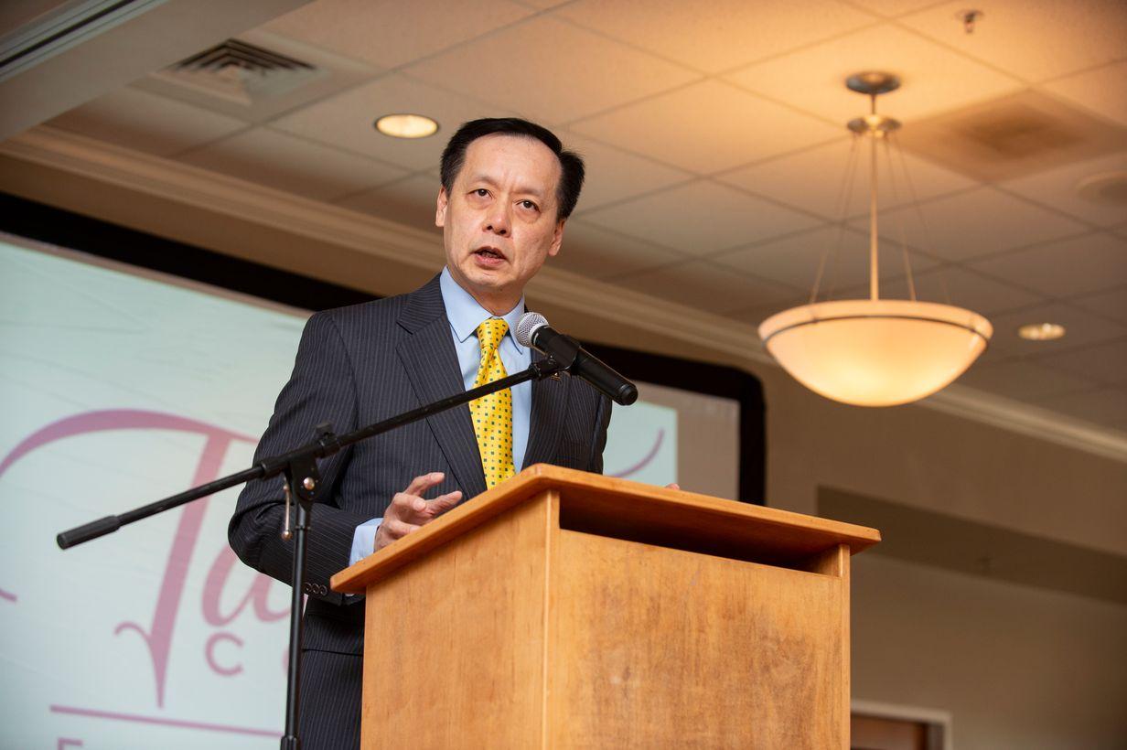 Deputy Secretary Benjamin Wu