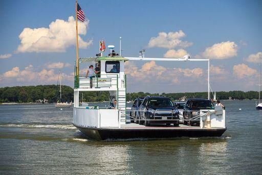 Ferry - Talbot County Economic Development